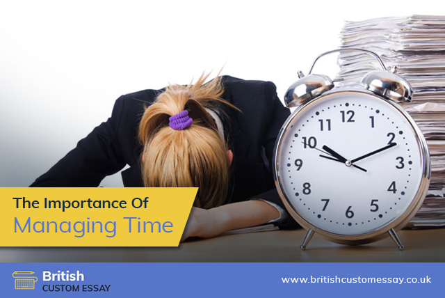The Importance Of Managing Time